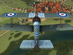 Vintage Aircraft 3D screen 2
