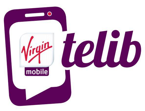 Virgin Mobile Telib logo