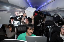 Virgin wifi avion