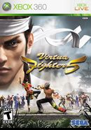 Virtua Fighter 5   packshot Xbox 360