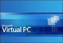 Virtual pc logo