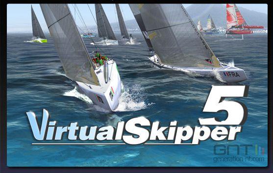 bateaux virtual skipper 5