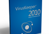 Test VirusKeeper 2010 Pro : antivirus et antispyware