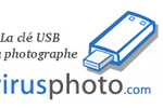 VirusPhoto : clé USB photographe