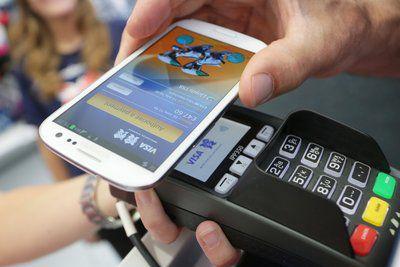 Visa paiement sans contact