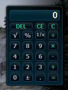 Gadget Vista Calculator
