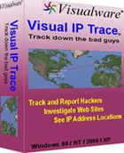 Visual IP Trace : tracer des adresses IP facilement