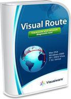 VisualRoute : calculer un itinéraire routier rapidement