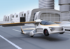 La circulation des voitures volantes autorisée dans le Hampshire !