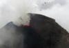 Des drones analysent des nuages de cendres volcaniques