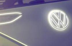 Volkswagen combi electrique vignette