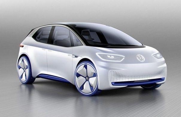 Volkswagen ID électrique : la version de base au prix d'une Golf