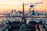 Taxi volant : un test avec le VoloCity en Île-de-France en 2021