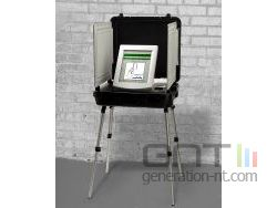 Voting machine small