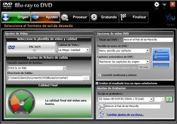 VSO Blu-ray to DVD Converter screen 2