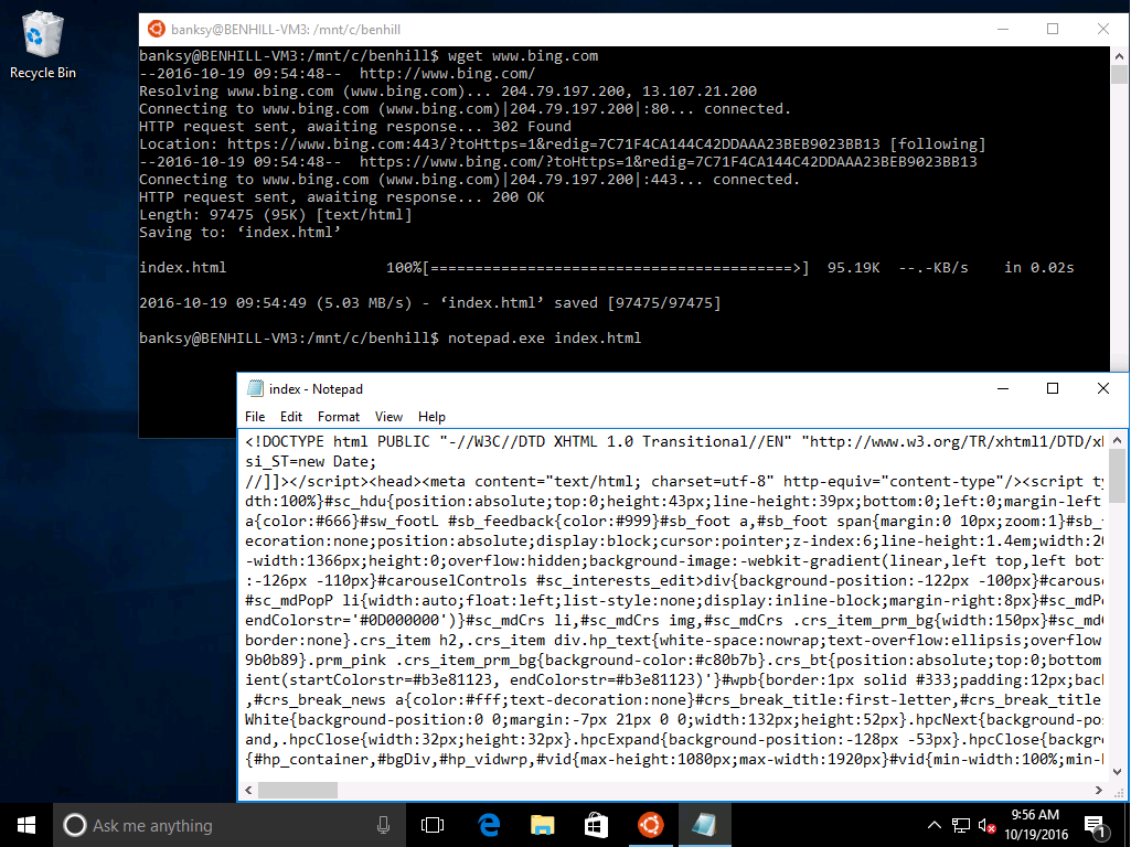 w10-bash-ubuntu-interoperabilite-notepad