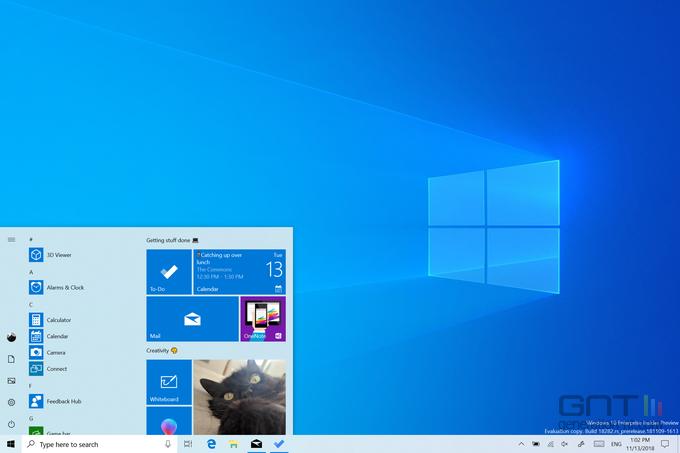 Windows 10 : Microsoft prépare un nouveau thème clair dans sa prochaine mise à jour W10-light-mode_0902A8000001656659