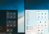 Windows 10 et menu Démarrer : les tuiles dynamiques ne disparaissent pas (encore)