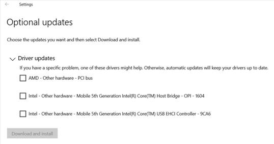 w10-mises-jour-optionnelles-drivers