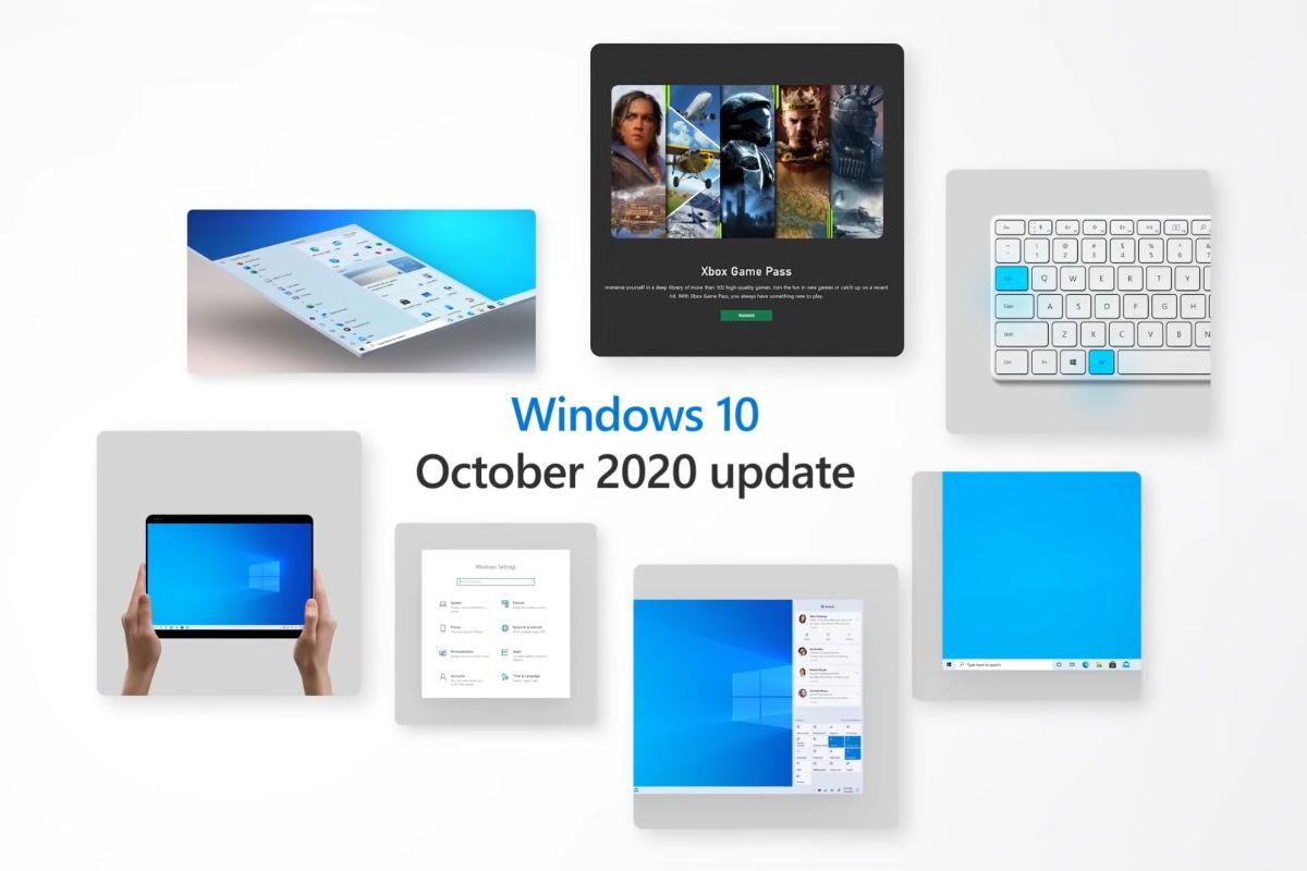 Windows 10 October 2020 Update (20H2) est disponible
