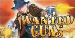 Wanted Guns logo