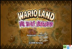 Wario The shake dimension (1)