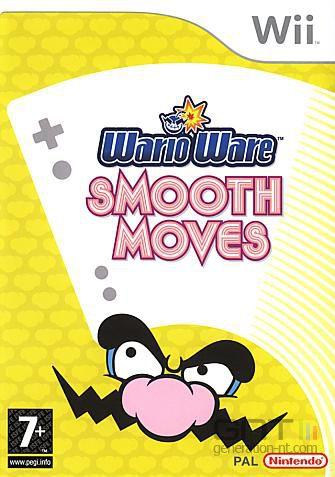 Wario Ware : Smooth Moves - packshot