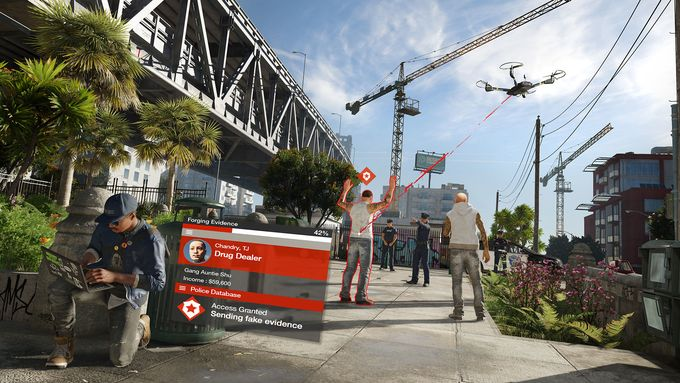 Watch Dogs 2 -3