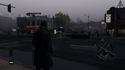 Watch Dogs - TheWorse mod 0.99 - 1