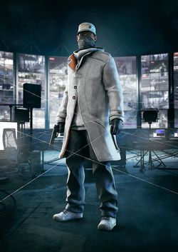 Watch Dogs - white hat