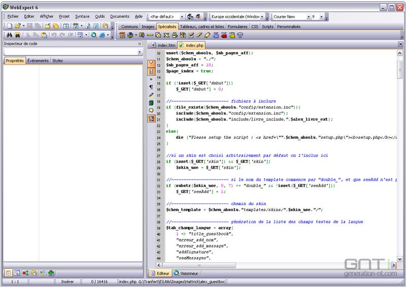 webexpert 6