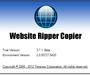 Website Ripper Copier : aspirer toutes les données vidéos ou audios d'un site web