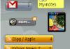 Webwag lance ses widgets dans l' Internet mobile