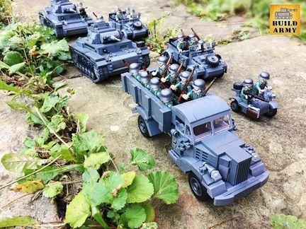 Wehrmacht lego ebay