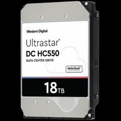 Western Digital Ultrastar DC HC550 18 To