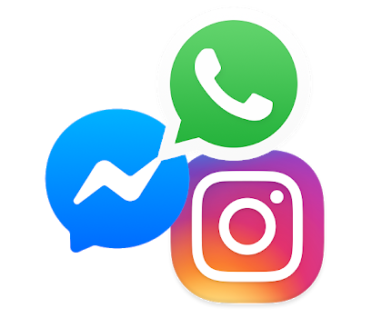 WhatsApp-Messenger-Instagram