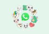 WhatsApp finit par introduire les stickers