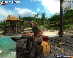 White gold war in paradise image 14