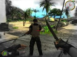 White gold war in paradise image 20