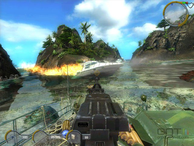 White Gold War In Paradise - Image 18