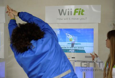 Wii Fit - femme