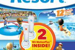 Wii Sports Resort - deux Wii MotionPlus - pochette
