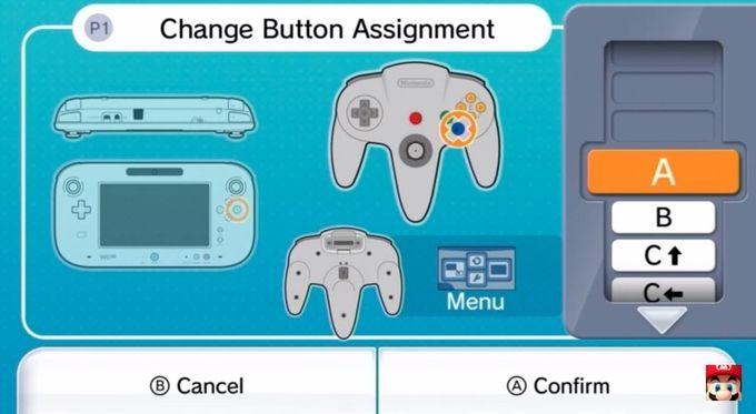 Wii U - jeux N64