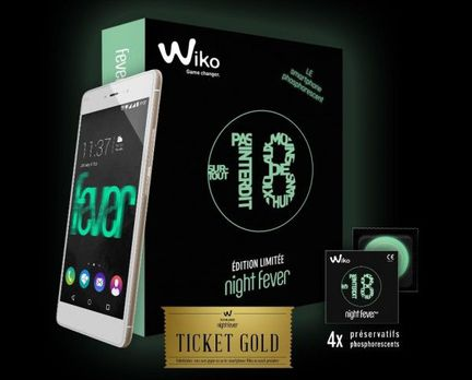 Wiko pack love night fever