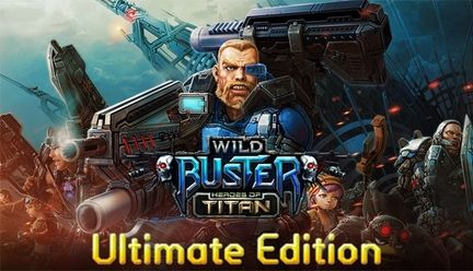 Wild Buster 1