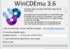 WinCDEmu : créer un CD ou un DVD virtuel