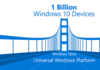 Windows 10 : applications universelles mais aussi Web, Win32, Android et iOS