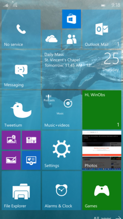 Windows-10-Mobile-Preview-Insider-build-10149-accueil