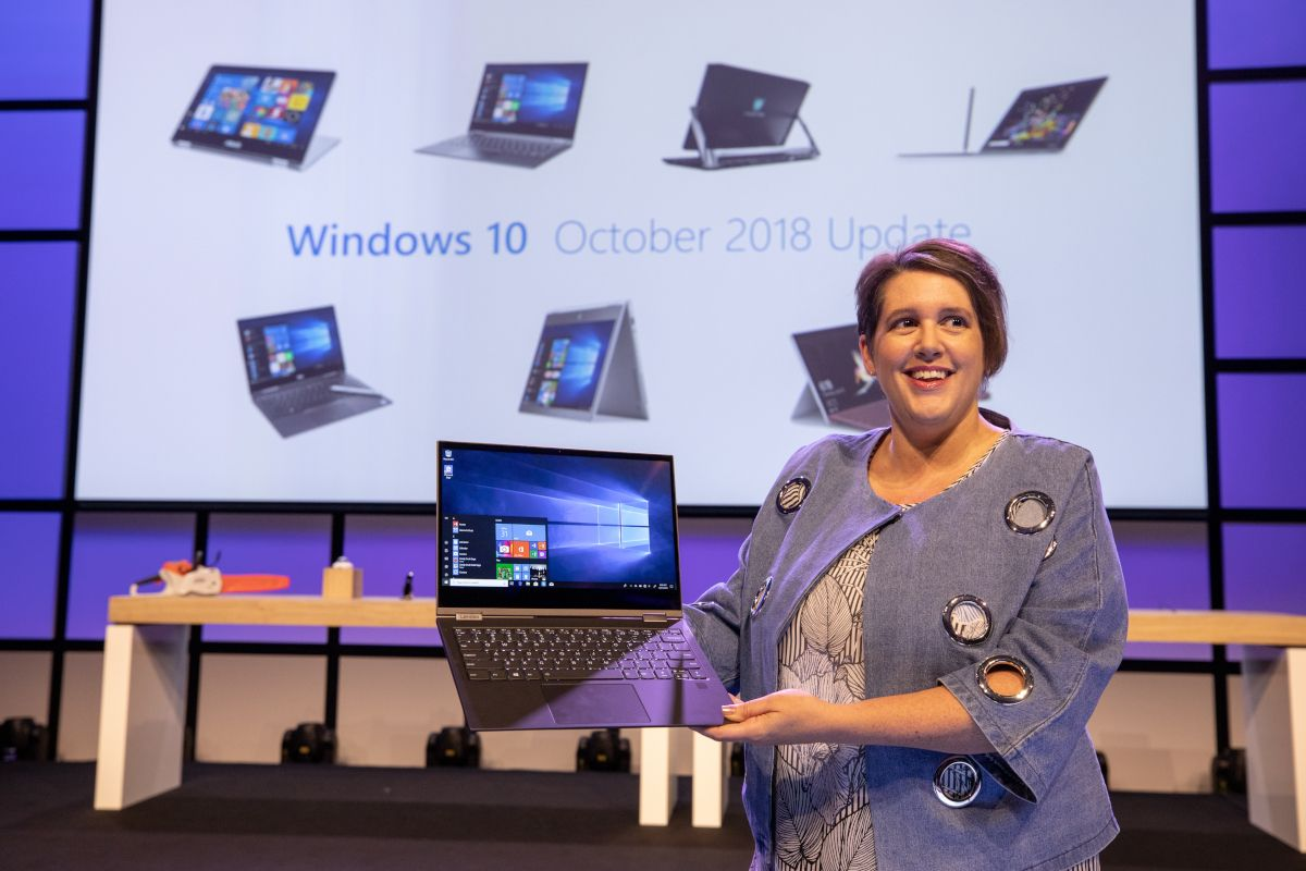 L'October 2018 Update pour un PC Windows 10 sur cinq