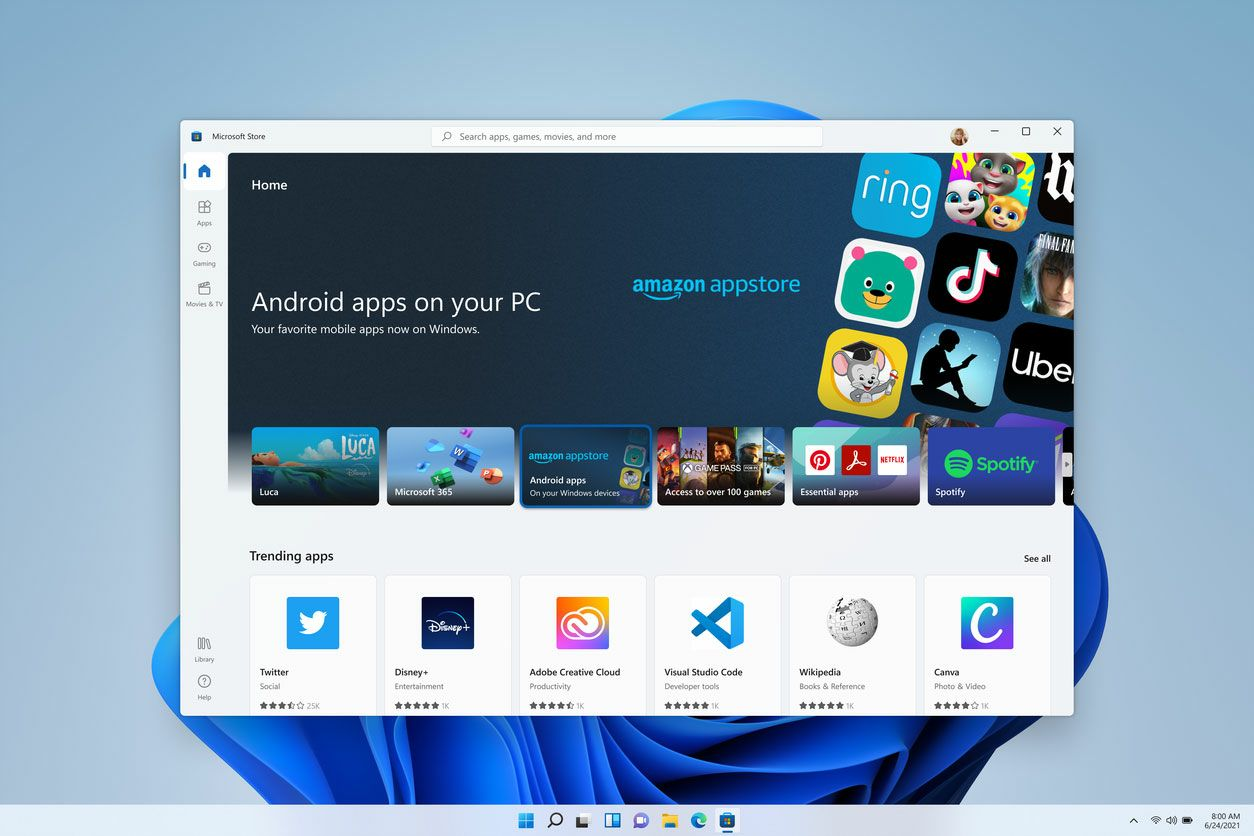 windows-11-microsoft-store-amazon-appstore